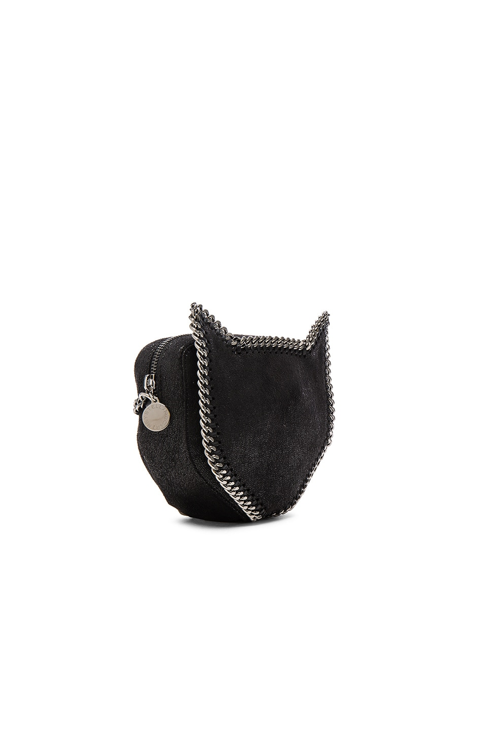 d02d204eb4dbc Image 4 of Stella McCartney Cat Crossbody in Black