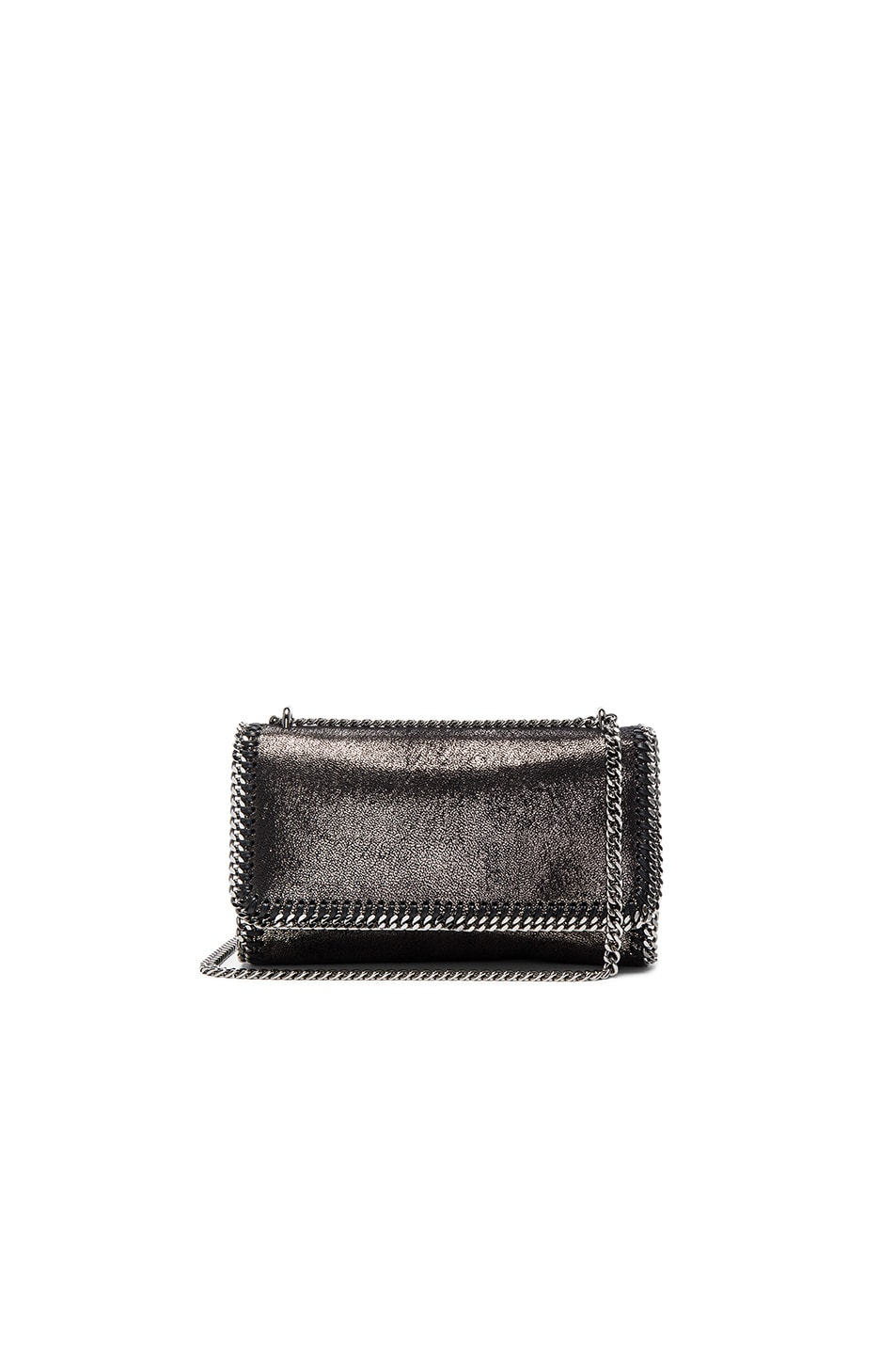 Image 1 of Stella McCartneyFalabella Shoulder Bag in Ruthenium
