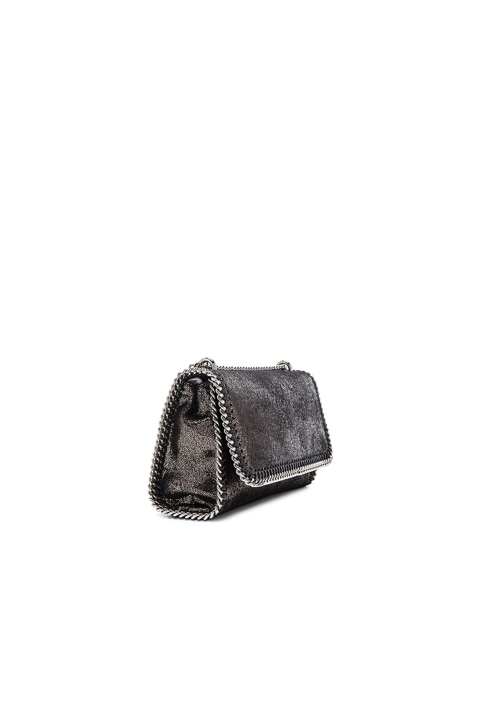 Image 3 of Stella McCartney Falabella Shoulder Bag in Ruthenium