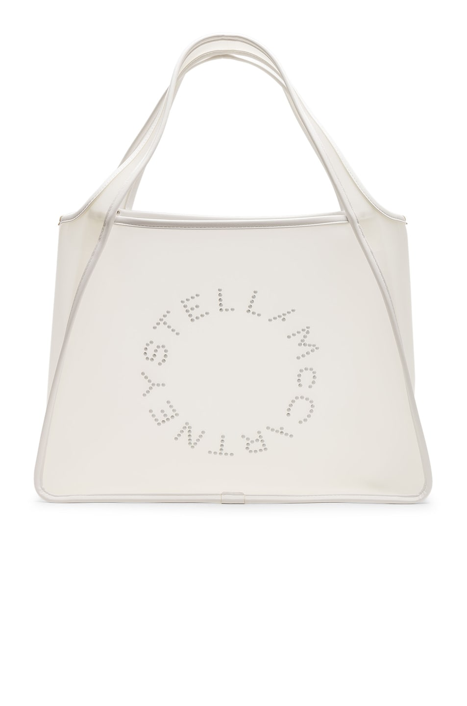 Image 1 of Stella McCartney Transparent Tote in Clear