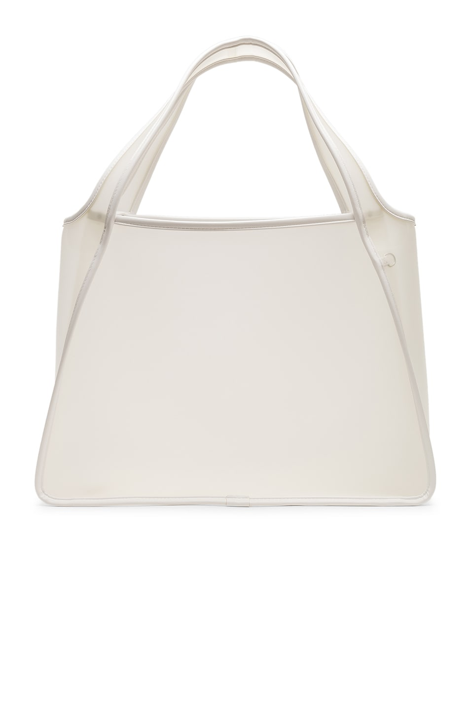 Image 2 of Stella McCartney Transparent Tote in Clear