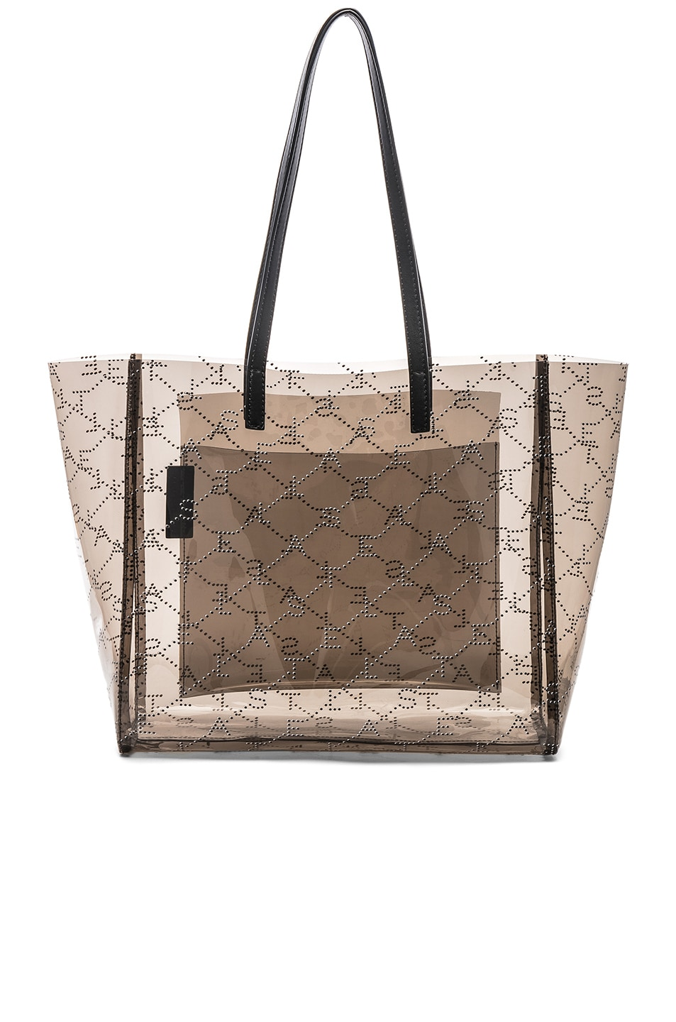 Image 1 of Stella McCartney Small Tote in Fumee