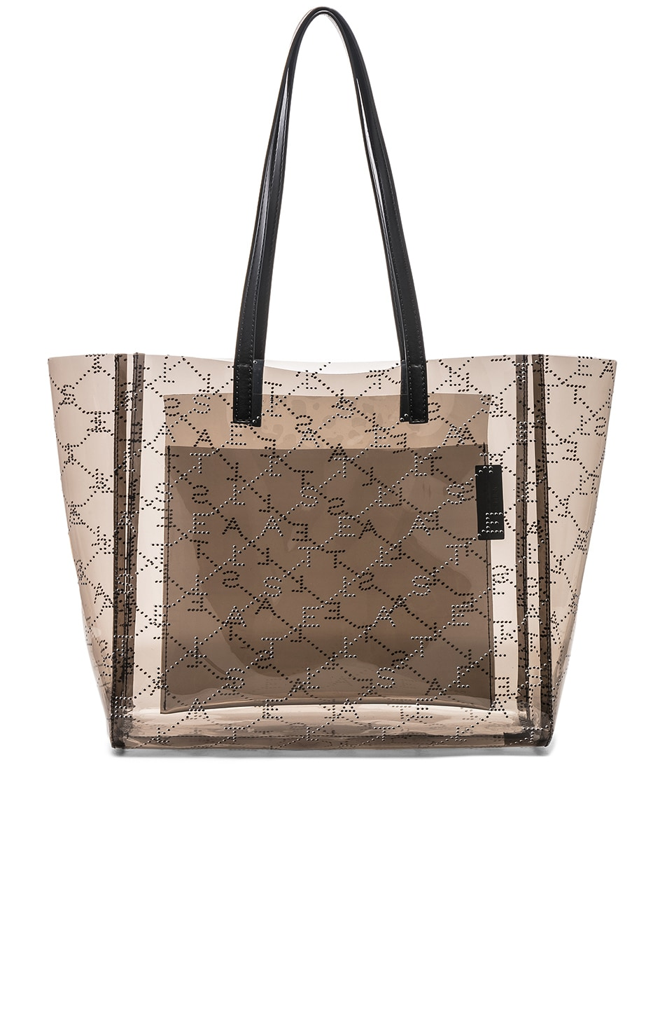 Image 3 of Stella McCartney Small Tote in Fumee