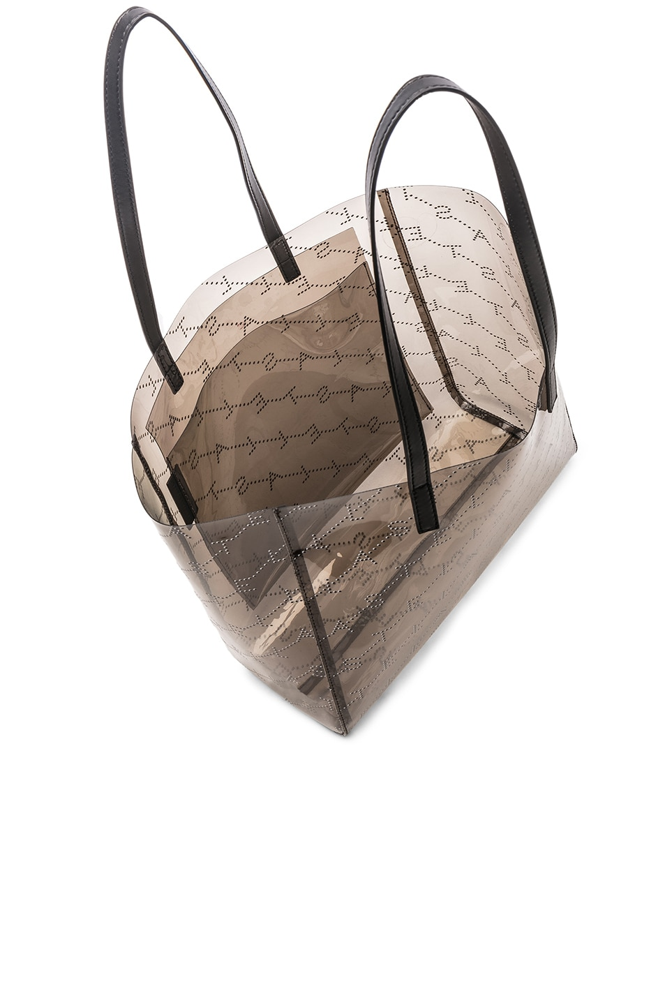 Image 5 of Stella McCartney Small Tote in Fumee