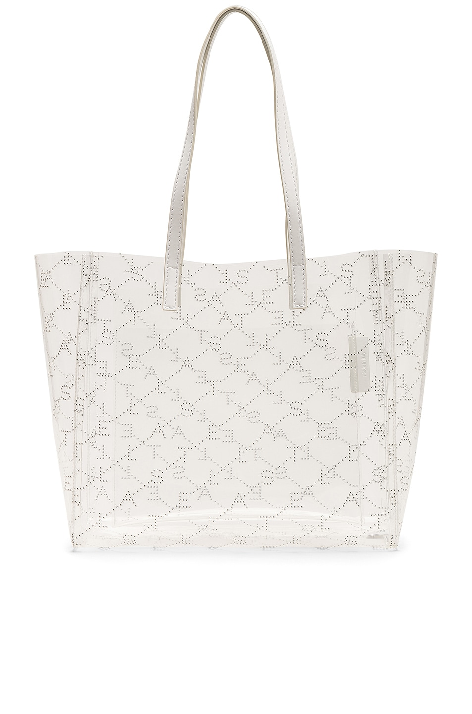 Image 3 of Stella McCartney Small Tote in Clear