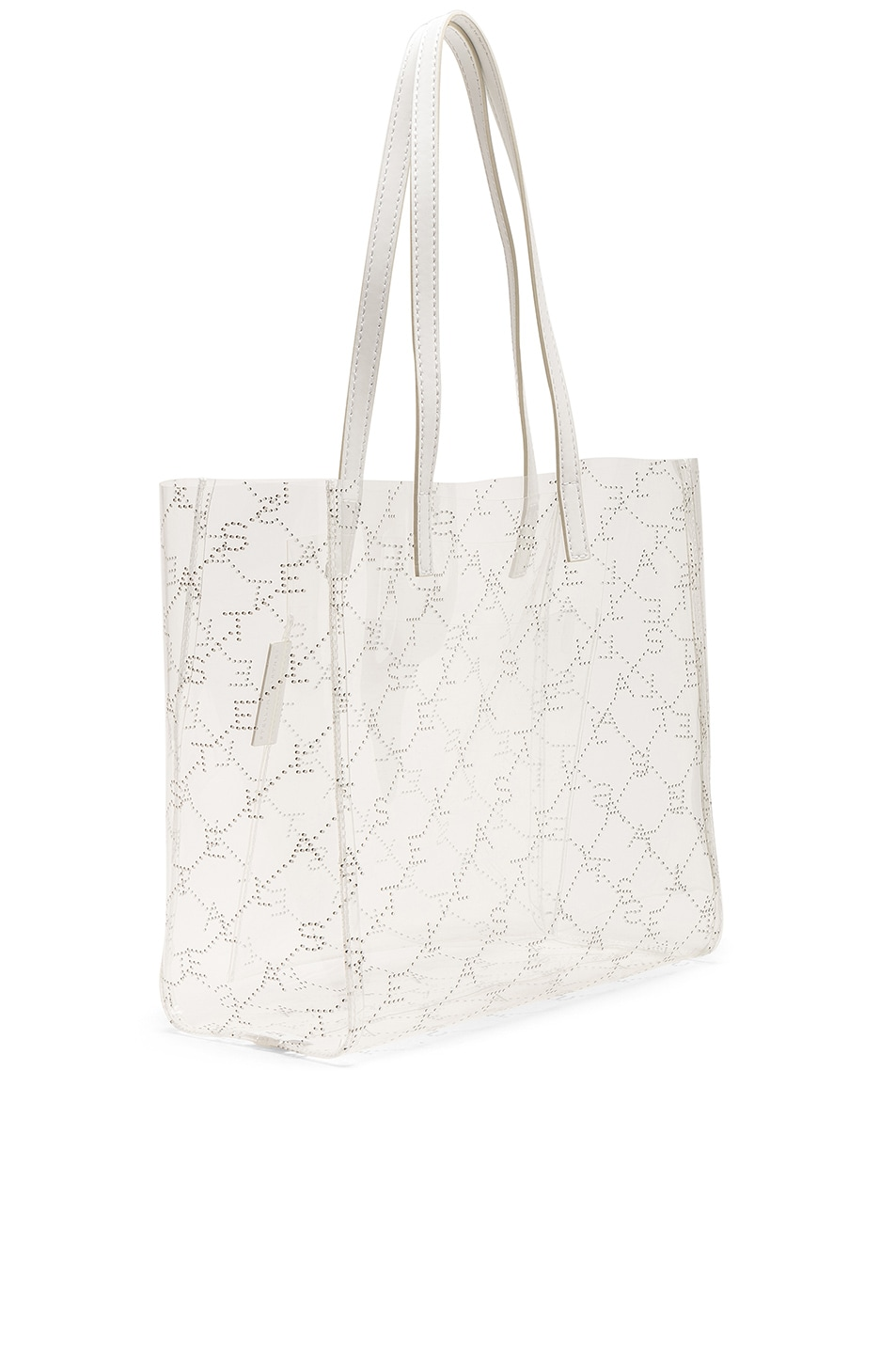 Image 4 of Stella McCartney Small Tote in Clear