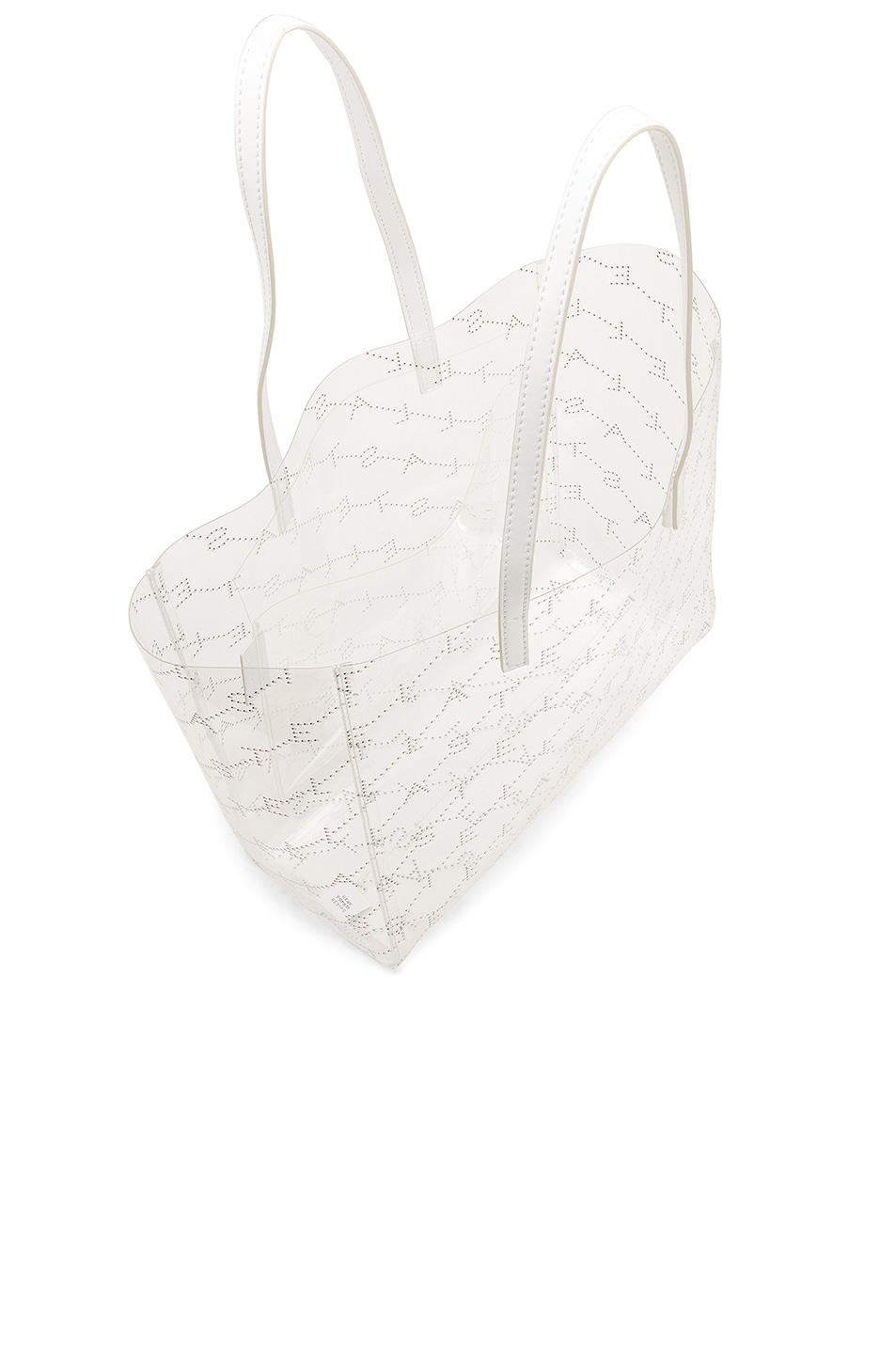 Image 5 of Stella McCartney Small Tote in Clear