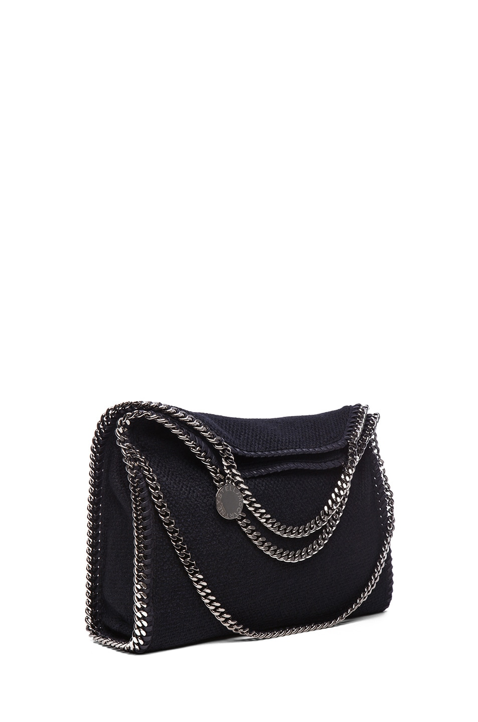 Stella McCartney Falabella 3-Chain Leopard Tote Bag
