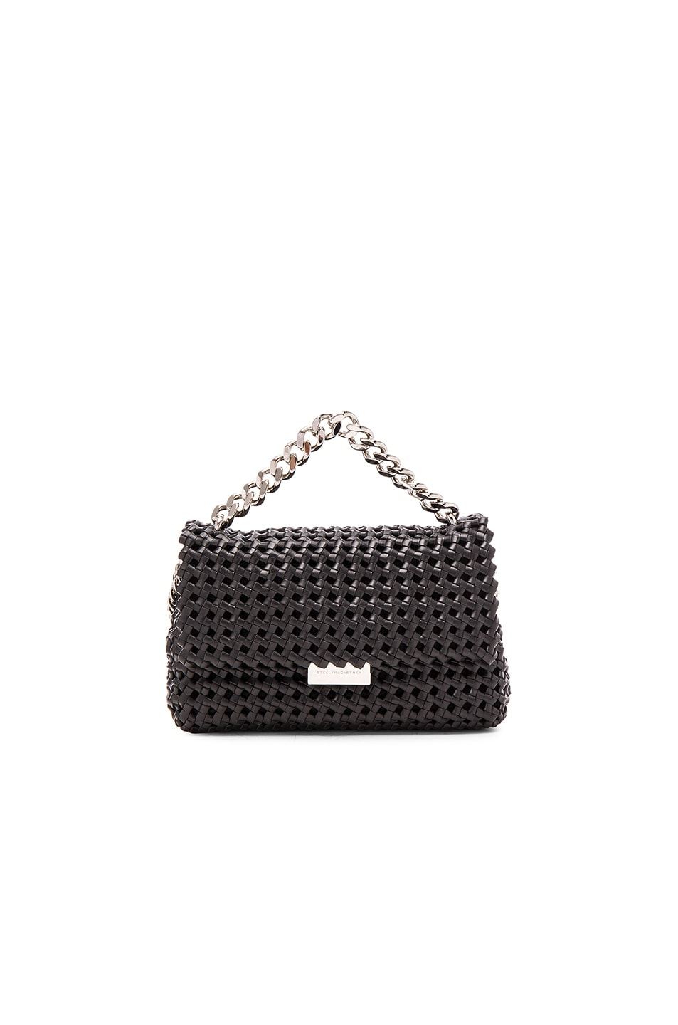 Image 1 of Stella McCartneyBeckett Crossbody Bag in Black
