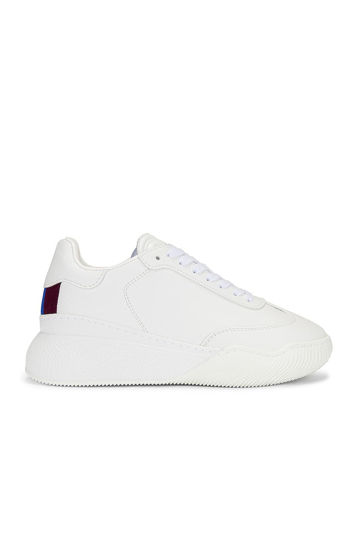 Image 1 of Stella McCartney Loop Sneakers in White