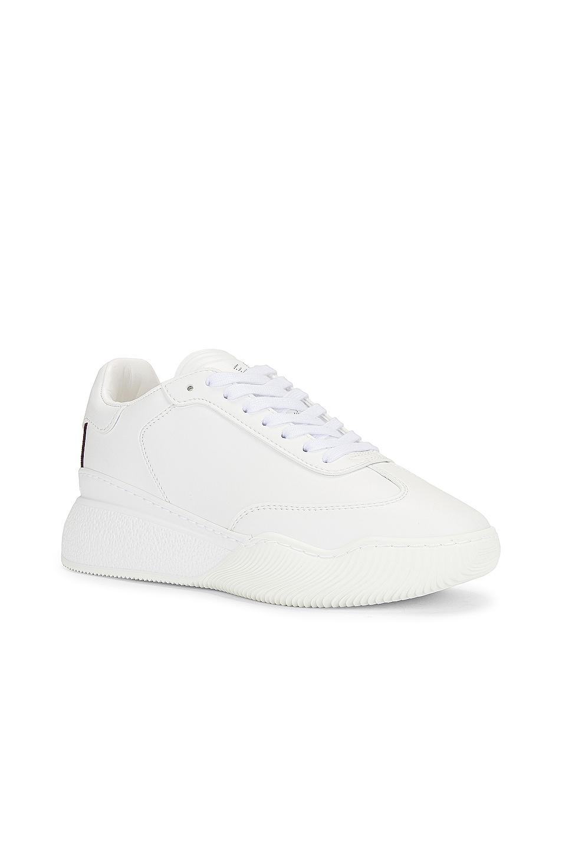 Image 2 of Stella McCartney Loop Sneakers in White
