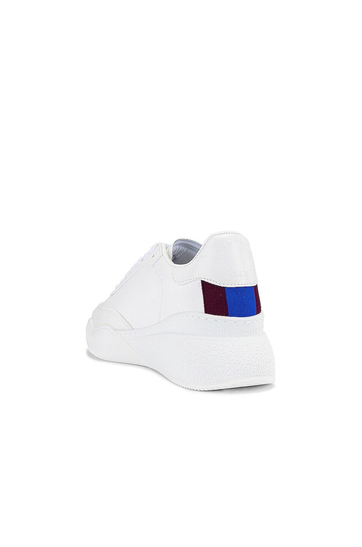 Image 3 of Stella McCartney Loop Sneakers in White