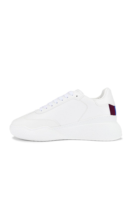Image 5 of Stella McCartney Loop Sneakers in White