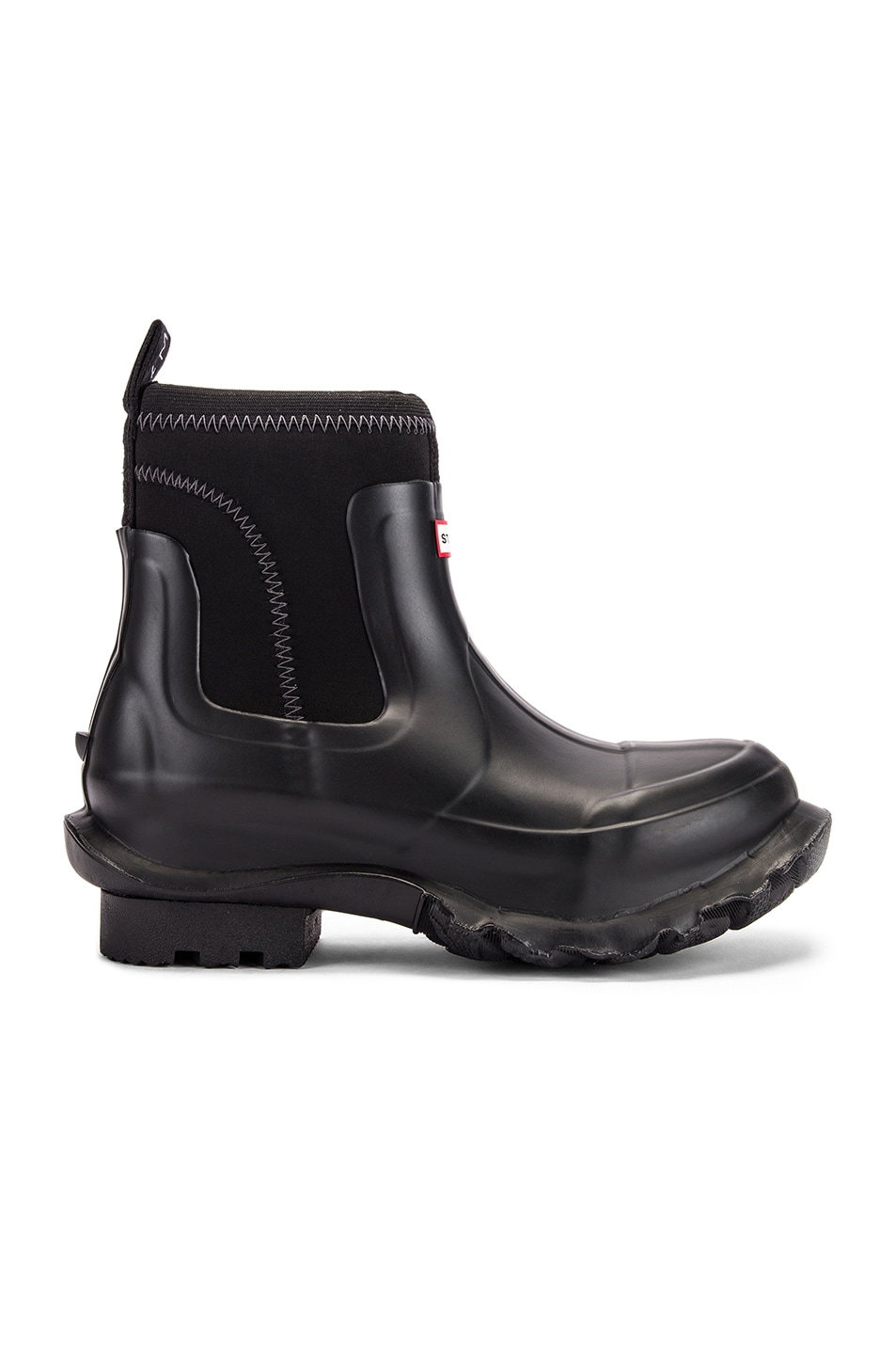 Image 2 of Stella McCartney Hunter Boots in Black