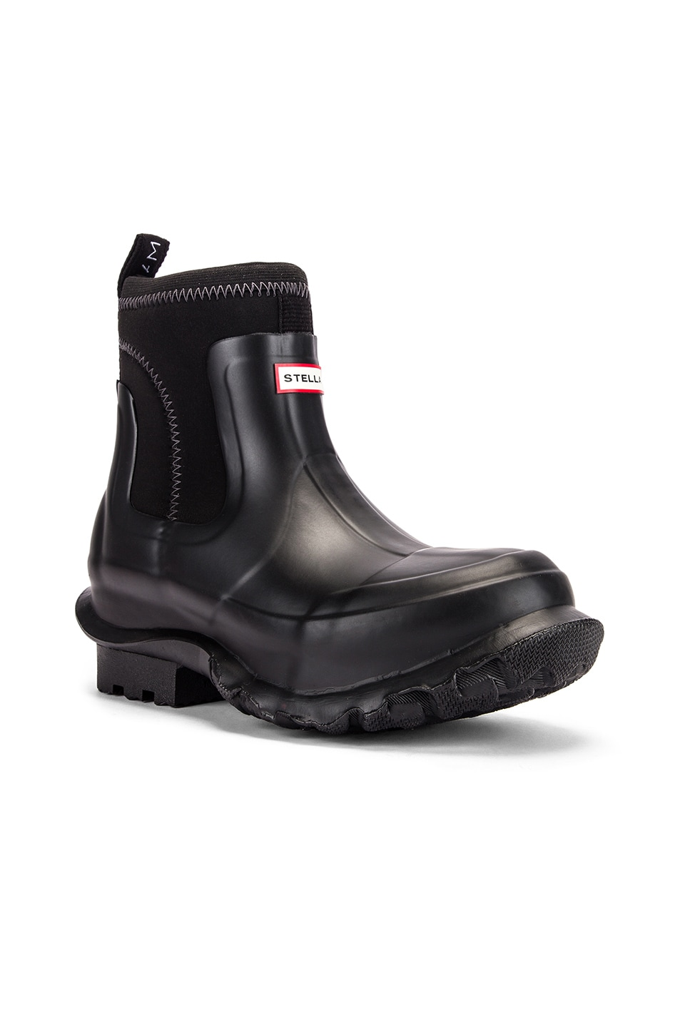 Image 3 of Stella McCartney Hunter Boots in Black