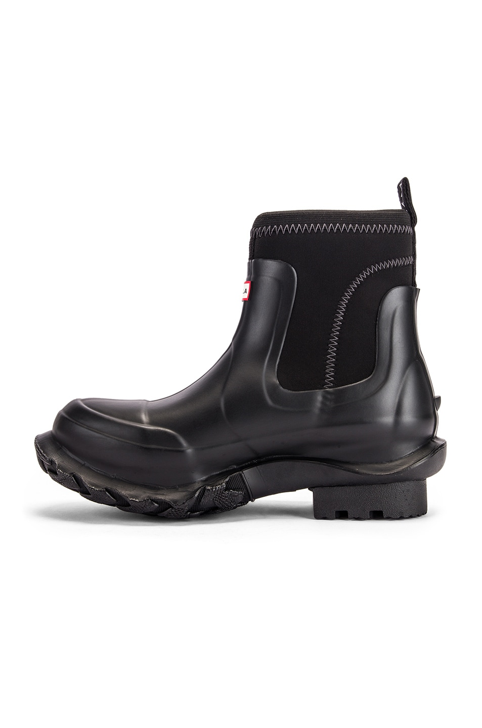 Image 5 of Stella McCartney Hunter Boots in Black