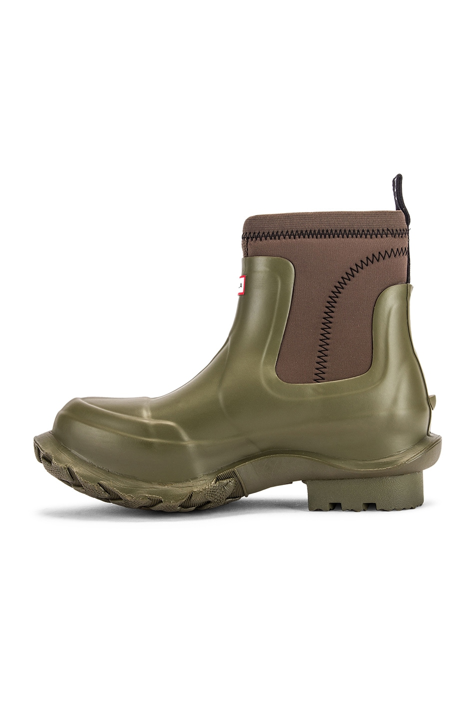 Image 5 of Stella McCartney Hunter Boots in Olive Green