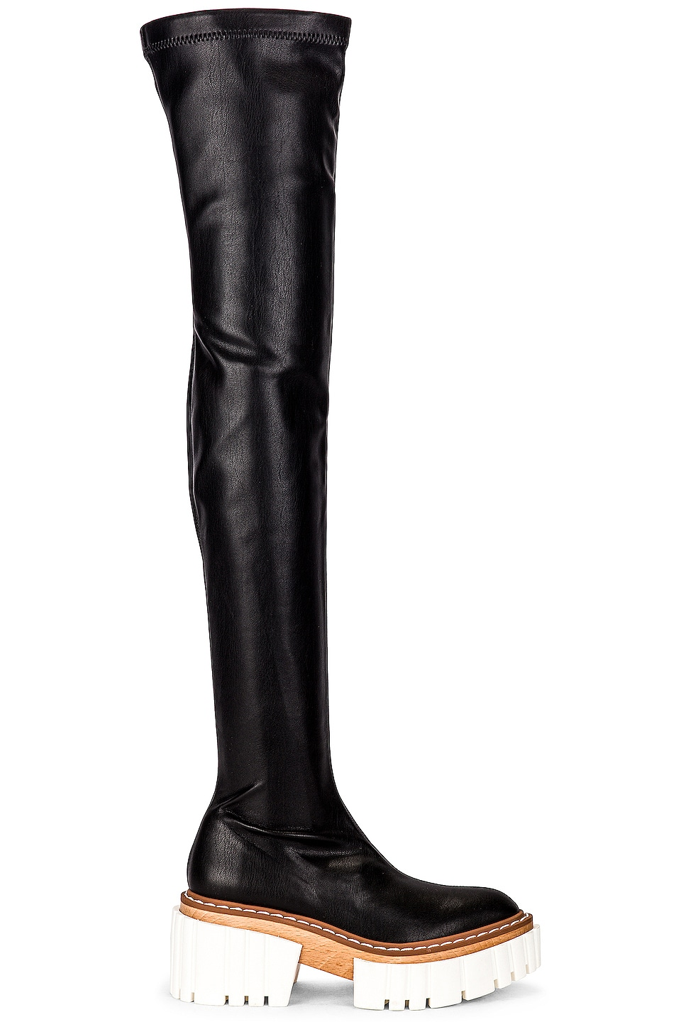 Image 1 of Stella McCartney Emilie High Boots in Black