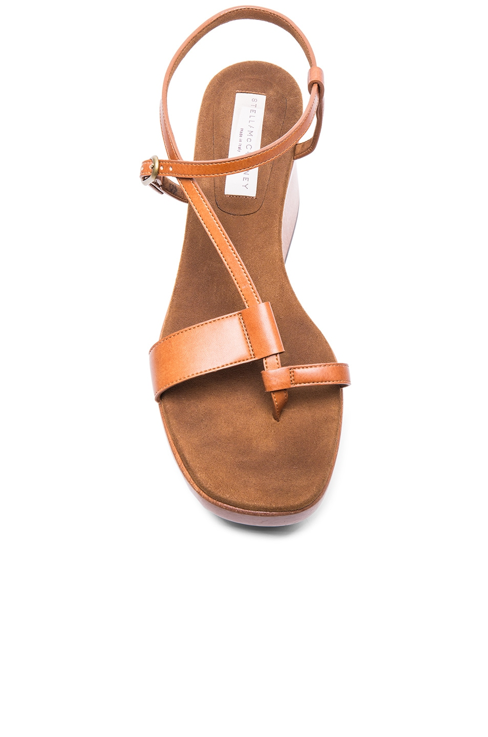 71456525686d Image 4 of Stella McCartney Altea Sandals in Canyon