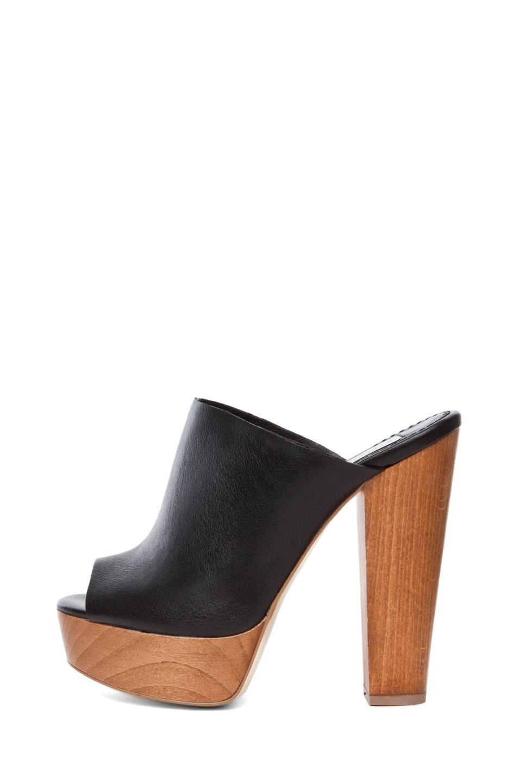 Image 1 of Stella McCartney Amil Platform Sandals in Black