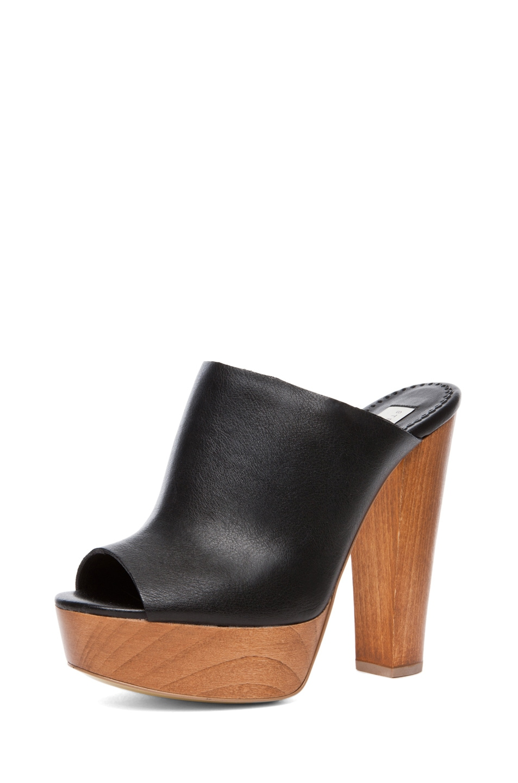 Image 2 of Stella McCartney Amil Platform Sandals in Black