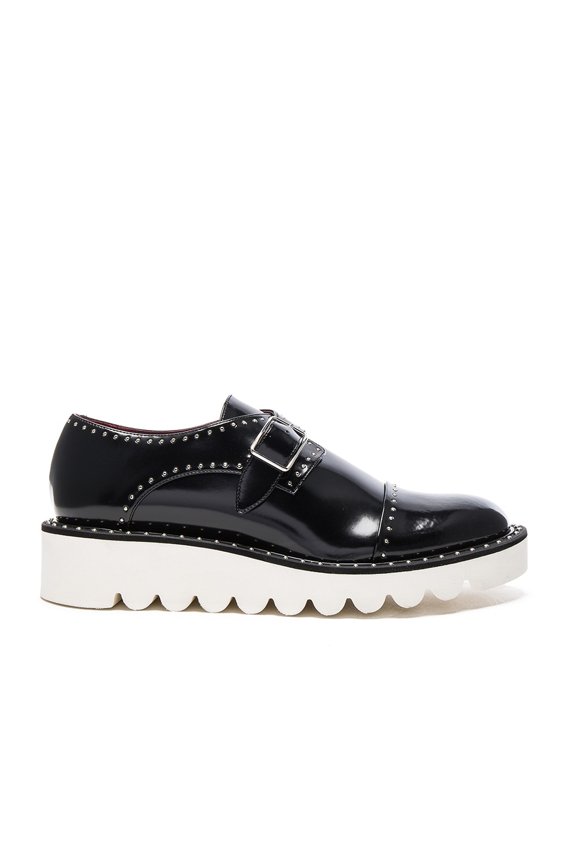 b131e3b279ce9 Image 1 of Stella McCartney Odette Shoes in Black