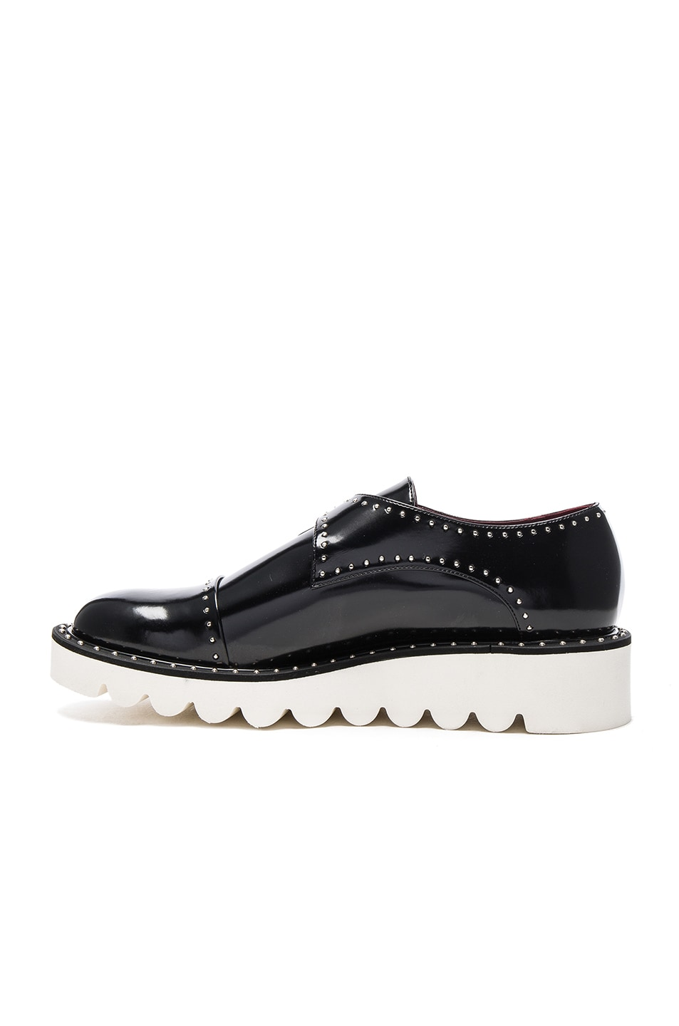 b371aed37e3d4 Image 5 of Stella McCartney Odette Shoes in Black