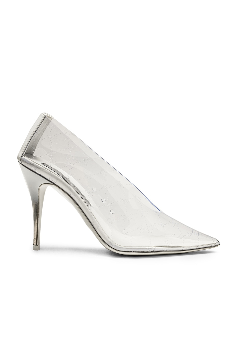 Image 1 of Stella McCartney Clear Pumps in Transparent & White