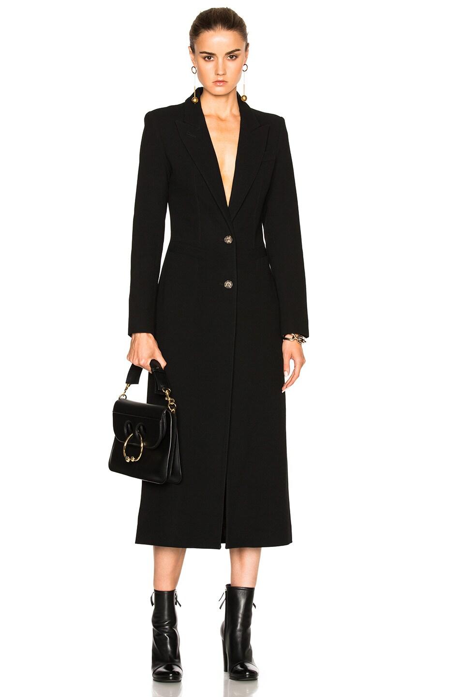 Image 1 of Smythe Brando Coat in Black