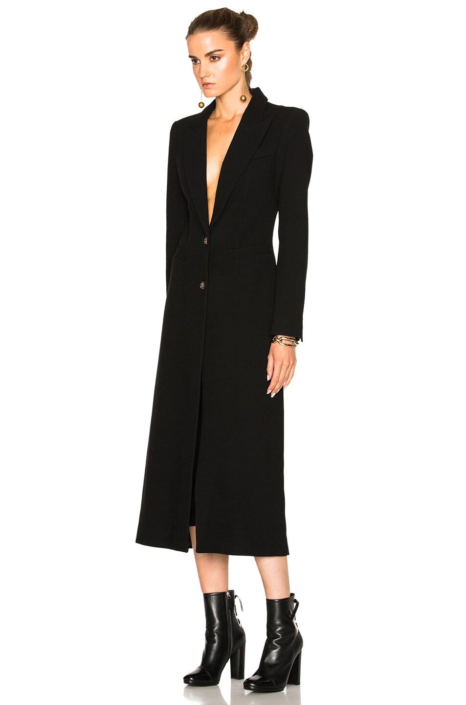 Image 2 of Smythe Brando Coat in Black