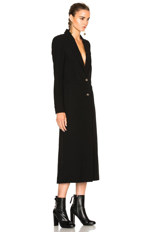 Image 3 of Smythe Brando Coat in Black