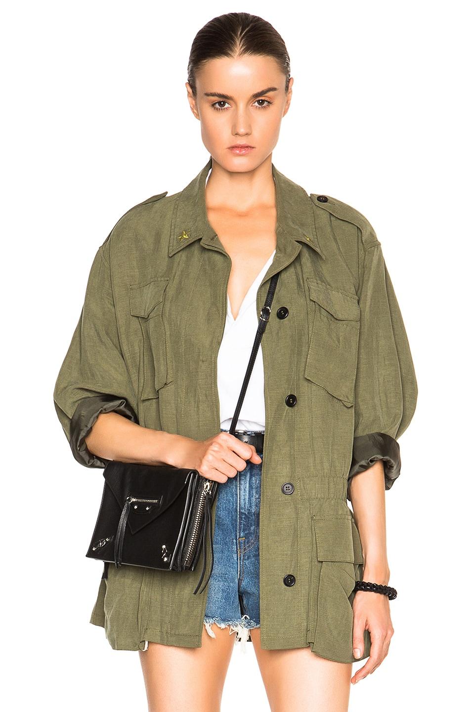 Image 1 of Smythe Army Jacket in Surplus