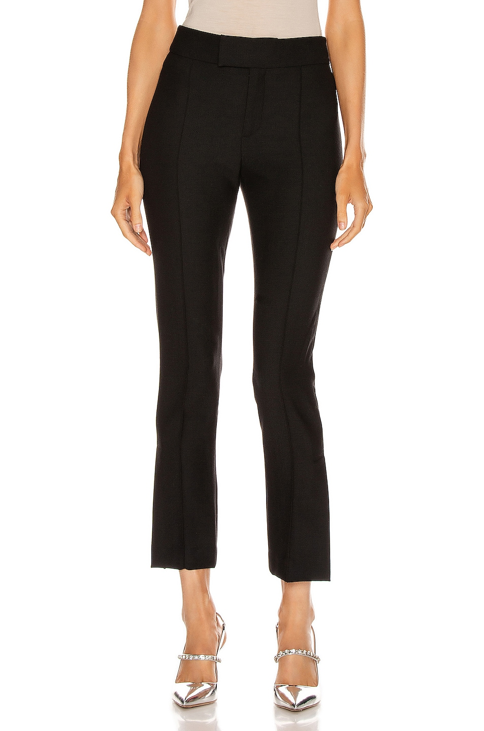 Image 1 of Smythe Stovepipe Pant in Black