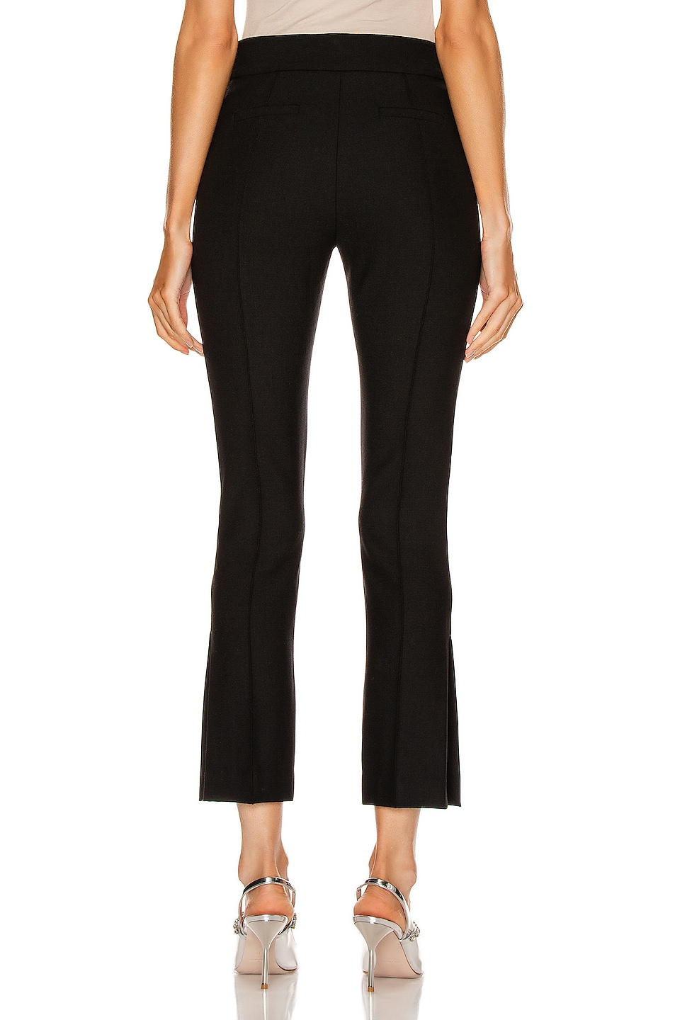 Image 3 of Smythe Stovepipe Pant in Black