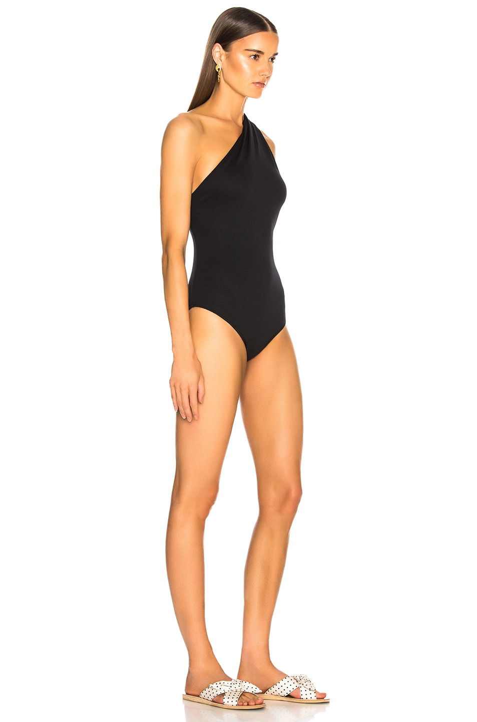 Image 2 of Sand & Blue Dione Swimsuit in Black