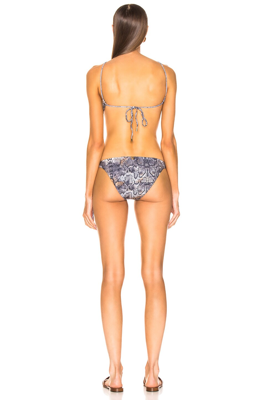 Image 3 of Sand & Blue Segre Bikini in Serpe