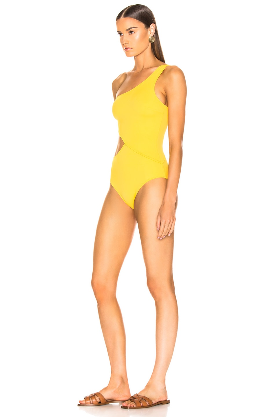 Image 3 of Solid & Striped Claudia Swimsuit in Tweety