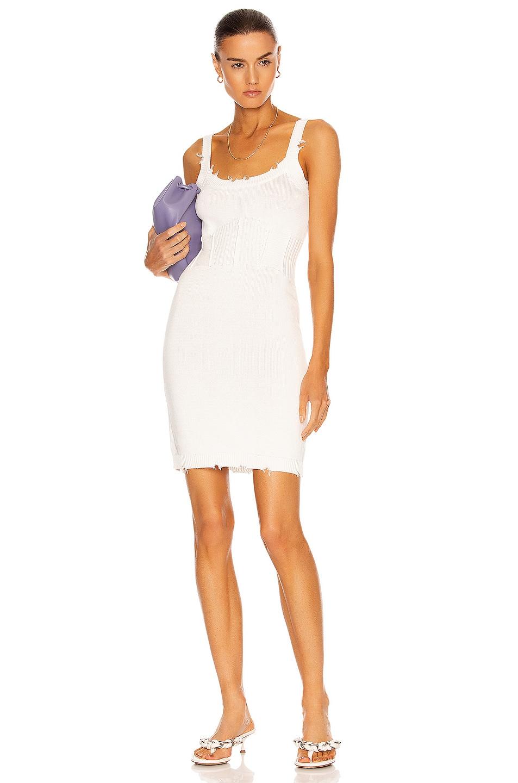 Image 1 of SER.O.YA Isla Dress in White