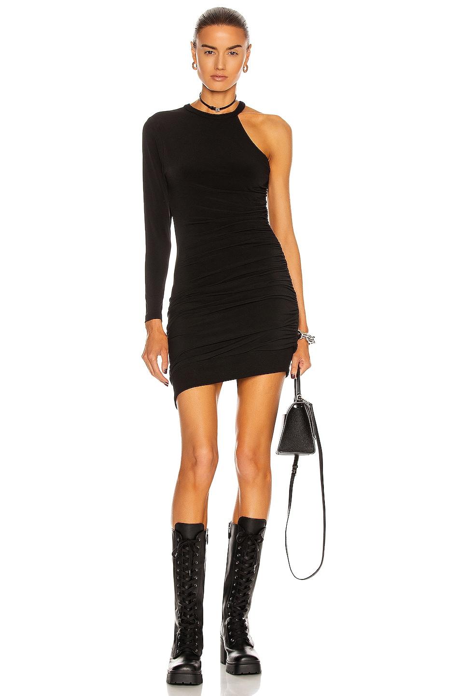 Image 1 of SER.O.YA Rachel Dress in Black