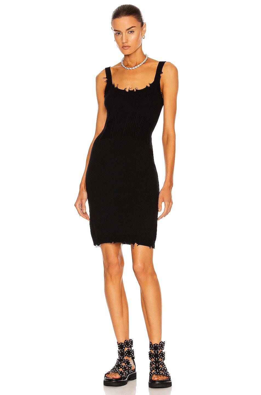 Image 1 of SER.O.YA Isla Dress in Black