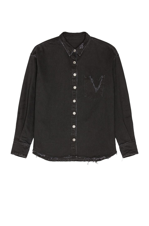 Image 1 of SER.O.YA Alex Shirt in Midnight