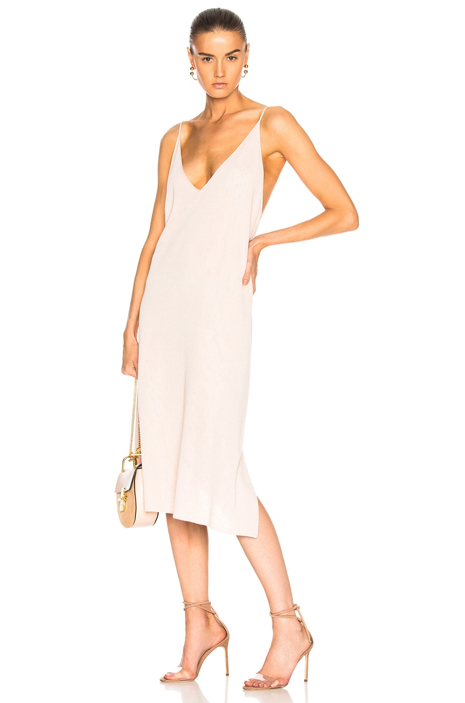 SOYER PIPER CAMI DRESS IN PINK