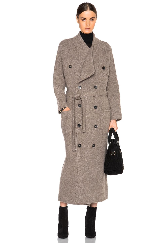 Image 1 of Soyer Harrison Coat in Oak