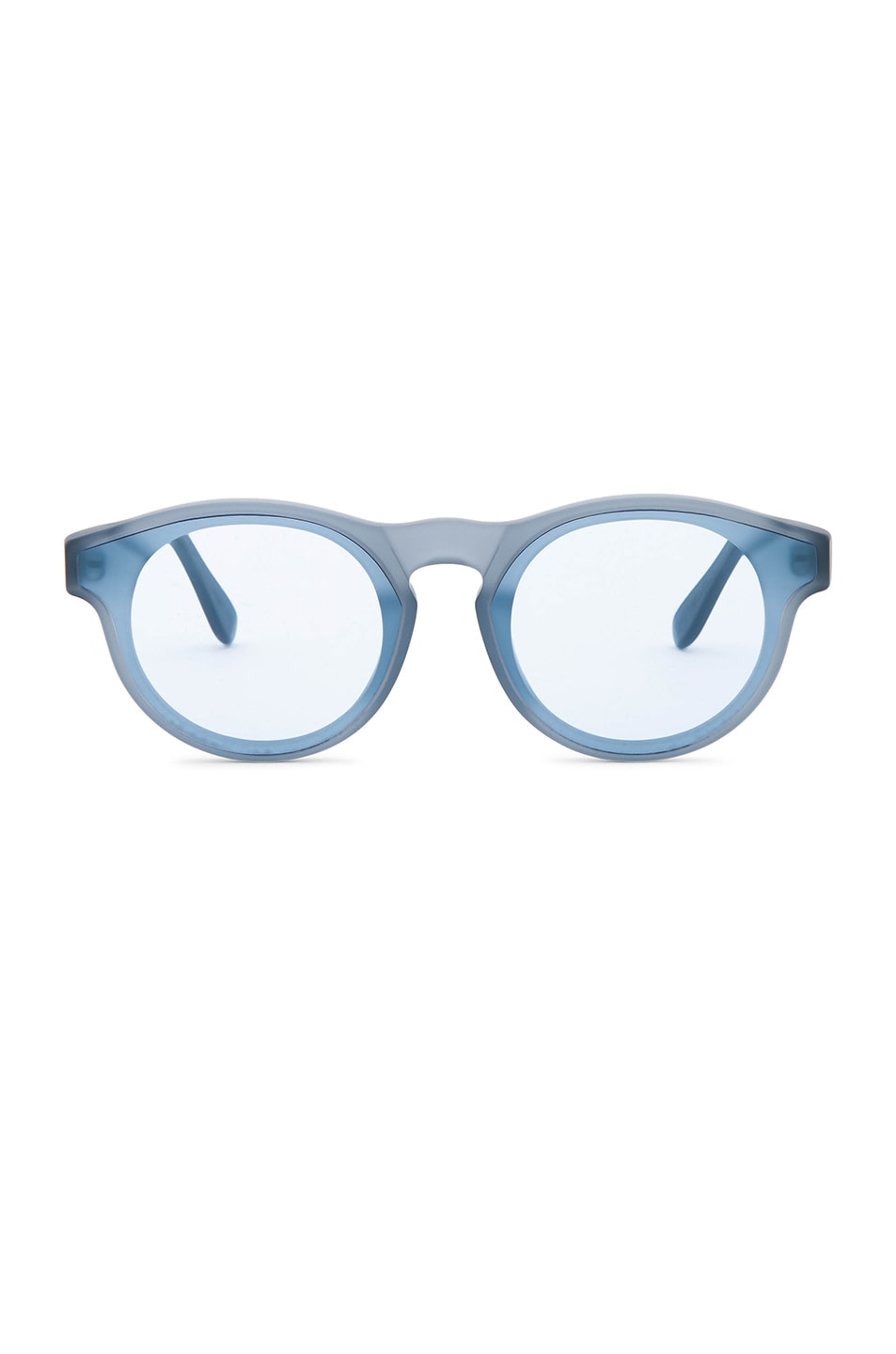 Image 1 of SUPER Boy Forma Sunglasses in Blue