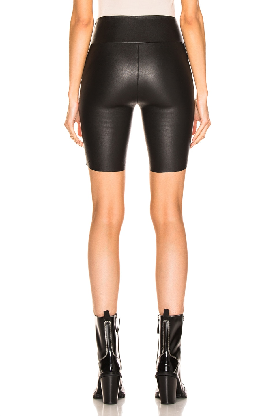Image 3 of SPRWMN Biker Short in Black