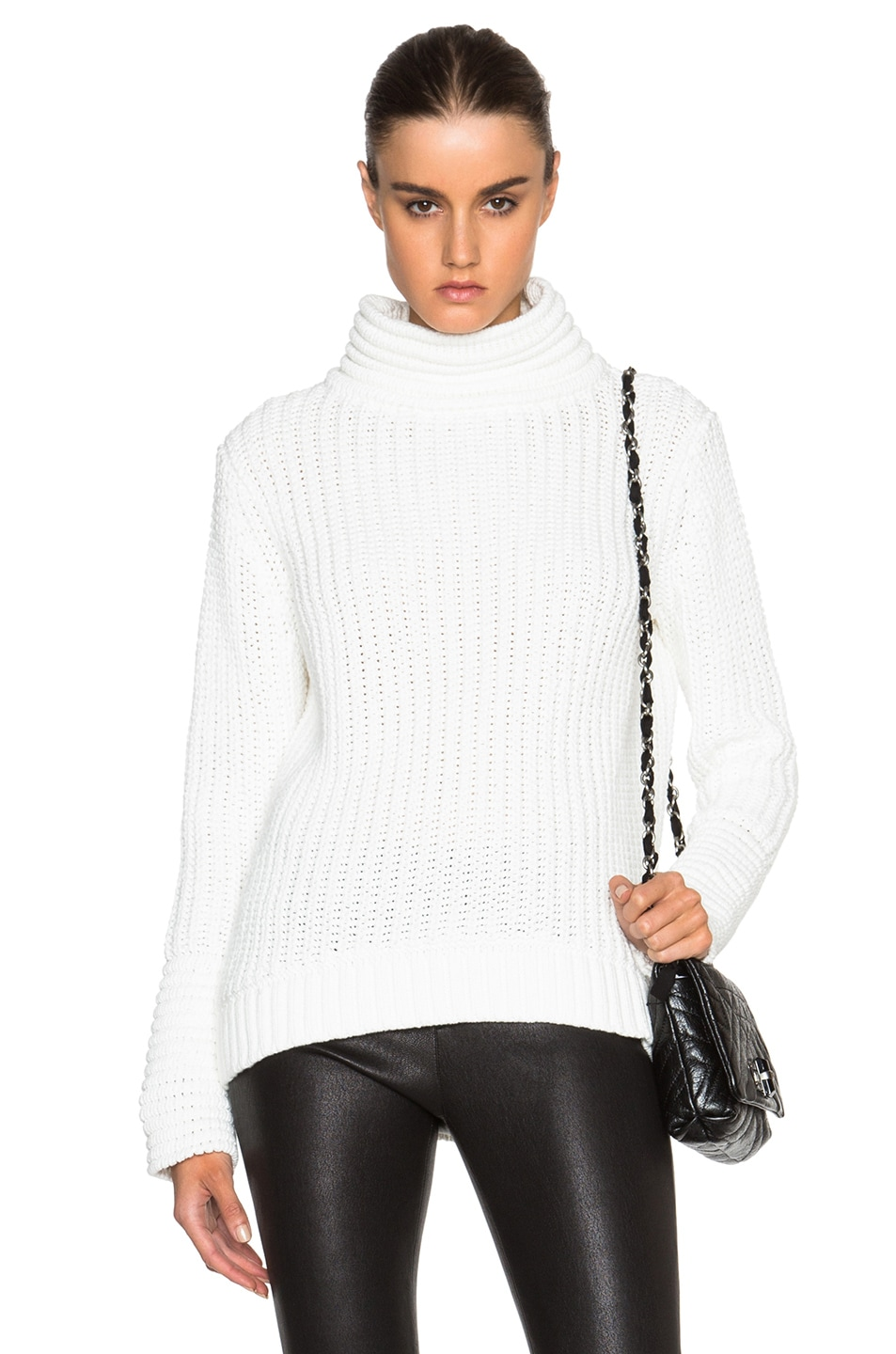 Image 1 of Sass & Bide Beautiful Watcher Sweater in Ivory