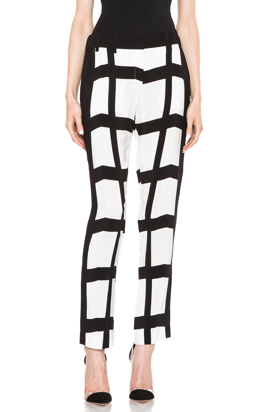 Image 1 of Sass & Bide The Cartoonist Viscose Pant in Print