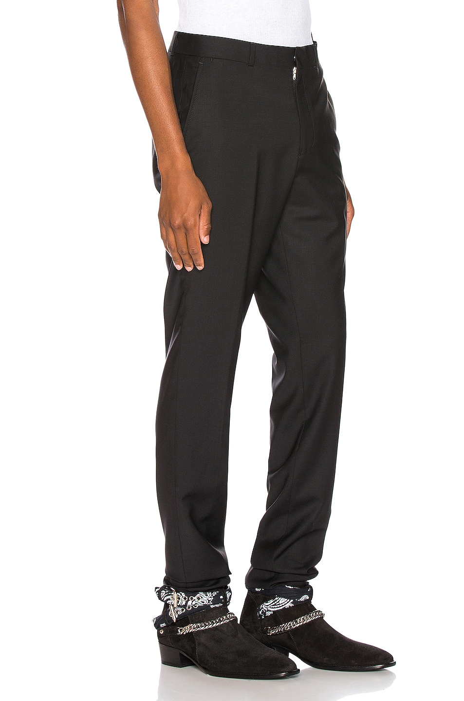 Image 2 of SSS World Corp Suit Pant in Black