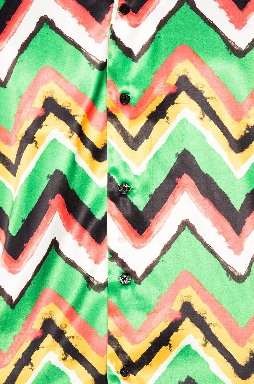 Image 5 of SSS World Corp Hawaiian Shirt in Green