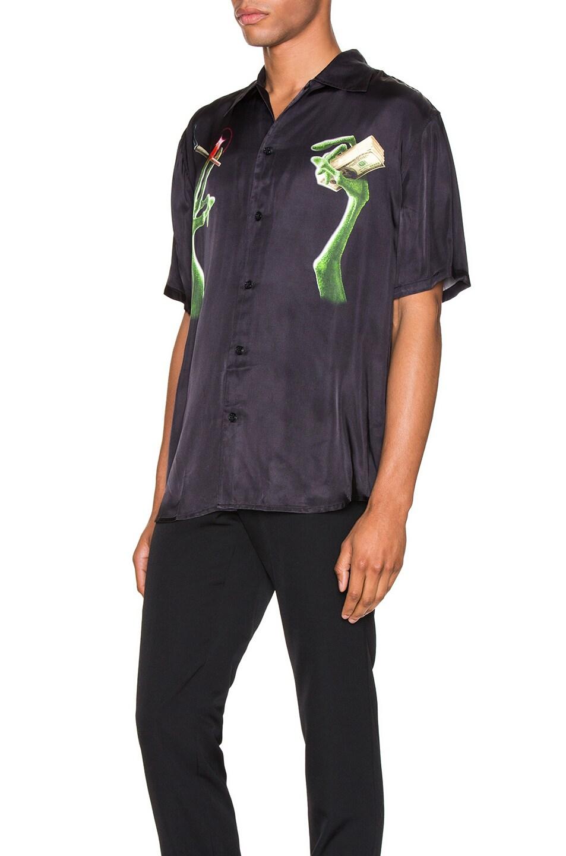 Image 3 of SSS World Corp Extrat Money Shirt in Black